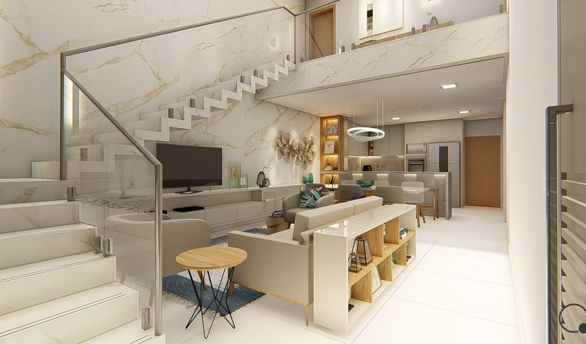 Sala & Cozinha T.A.