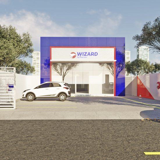 Escola Wizard